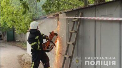 Photo of В Одесі за гаражами виявили обгорілі людські останки