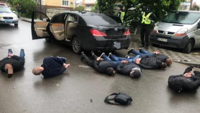 Photo of Стрілянина у Броварах: конфлікт між перевізниками