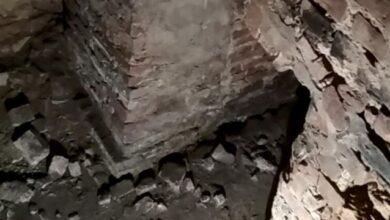 Photo of У Луцьку під замком XIV-XV століття знайшли підземні кімнати