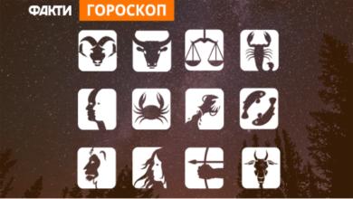 Photo of Гороскоп на тиждень з 25 до 31 травня 2020
