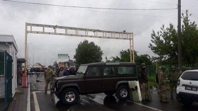 Photo of КПП на кордоні з Угорщиною заблоковано водіями: перепоною стало посилення перевірок