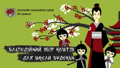 Photo of Львівська школа «Будокан» проведе онлайн-марафон для збору коштів
