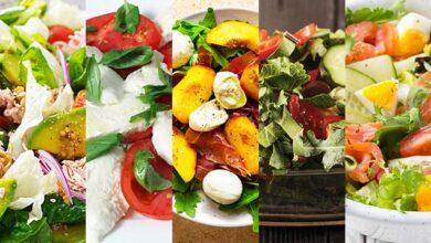 Photo of Літні салати: 5 легких рецептів