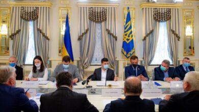 Photo of Начальник львівської Академії сухопутних військ взяв участь у нараді з президентом щодо вищої освіти
