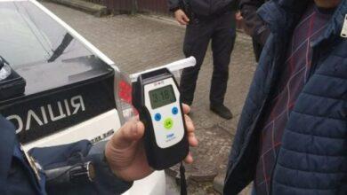 Photo of У Львові патрульні влаштували погоню за п'яним водієм, який намагався втекти