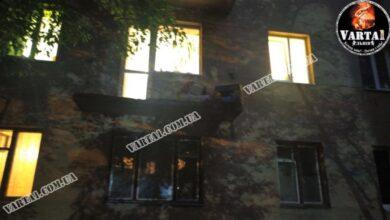 Photo of На Сихові троє людей випали з балкону через обвал перил