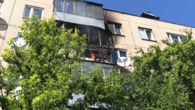 Photo of Під час пожежі у Львові вогнеборці врятували шістьох людей