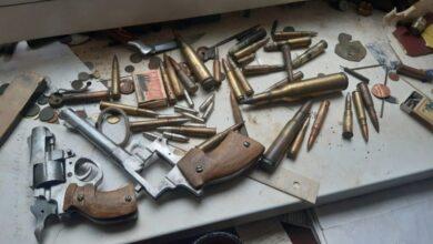 Photo of У мешканця Винник вилучили зброю та боєприпаси