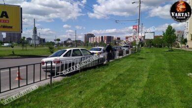 Photo of ДТП на Сихові: водій втратив свідомість і врізався в огорожу
