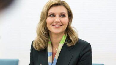 Photo of Лікується на стаціонарі: стало відомо про стан Олени Зеленської