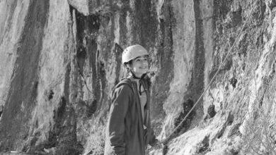 Photo of В Альпах зірвалася зі скелі 16-річна чемпіонка світу зі скелелазіння