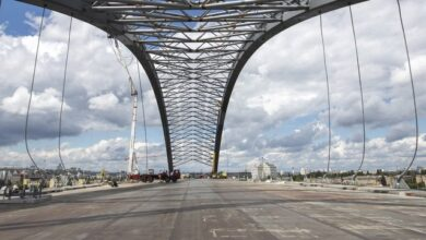 Photo of Розкрадання на будівництві Подільського мості: поліція провела 17 обшуків
