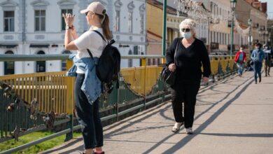 Photo of Помаранчева зона у Києві і 3 144 випадків Covid-19 за добу: карантин 11 вересня