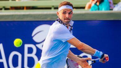 Photo of Тенісист Дімітров заразив свого суперника коронавірусом на турнірі на Балканах