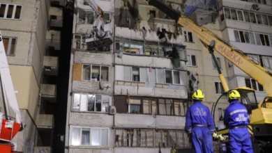 Photo of Вибух на Позняках: людей під завалами немає, розбирання завершили