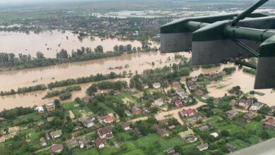 Photo of Повінь у Західній Україні: троє загиблих та 285 підтоплених населених пунктів