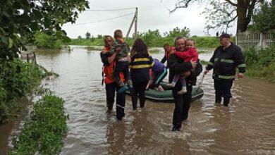 Photo of На західній Україні залишаються підтопленими 95 населених пунктів
