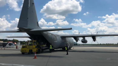 Photo of Повінь у Західній Україні: з Італії прилетів літак із допомогою