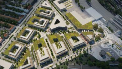 Photo of Не житло, а «інвестиційний простір». Мерія Львова показала бачення забудови приміського вокзалу