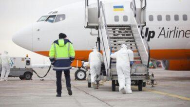 Photo of Рим, Мадрид, Париж, Торонто та інші… Розклад нових евакуаційних авіарейсів