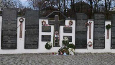Photo of У Сваляві пошкодили меморіал біля Стіни плачу – Кулеба заявляє про провокацію