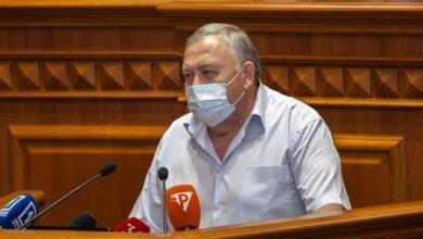 Photo of У Кривому Розі під час сесії міськради помер депутат Бризецький