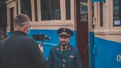 Photo of Як в режимі онлайн відсвяткували 126-річчя львівського трамвая