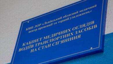 Photo of У Львові запрацював кабінет перевірки водіїв на стан сп'яніння