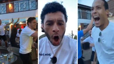 Photo of Реакція футболістів Ліверпуля на гол Вілліана та перемогу в АПЛ