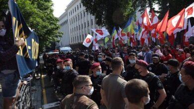 Photo of Акції на Банковій: Нацгвардія готується до агресивних провокацій