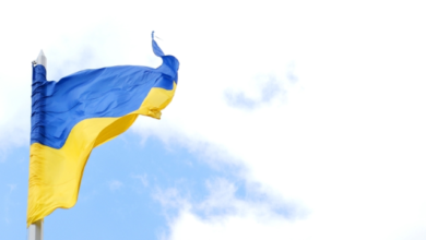 Photo of До Дня Конституції: над окупованим Донецьком замайорів прапор України