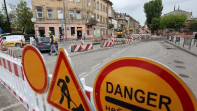 Photo of З 2 червня перекриють частину вулиці Хмельницького