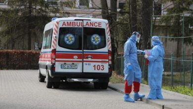 Photo of COVID-19 на Львівщині: за добу виявили 152 хворих