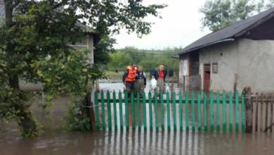 Photo of У Вінницькій області почалися перші підтоплення, оголошено штормове попередження