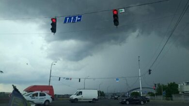 Photo of Погода в Україні 23 липня (КАРТА)
