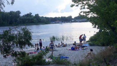 Photo of Сезон відкрито: як працюють пляжі Києва