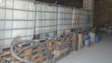 Photo of Антисептики з контрафакту: у Дніпрі СБУ виявила незаконну лабораторію