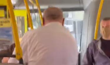 Photo of У Львові водій АТП-1 виштовхав з автобусу літню жінку