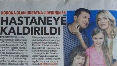 Photo of Турецька газета переплутала дружину Зеленського з Вірою Брежнєвою
