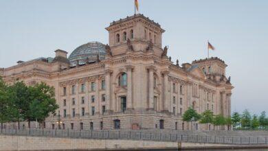 Photo of У Німеччині намагалися підпалити будівлю Бундестагу