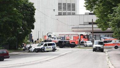 Photo of У театрі Гельсінкі стався вибух