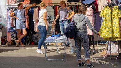 Photo of На ринку Троєщина у Києві спалах коронавірусу