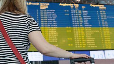 Photo of Кабмін відкрив пункти пропуску в усіх аеропортах України і дозволив в'їзд іноземців
