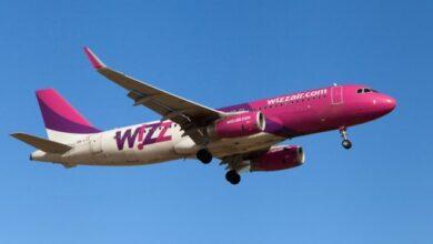 Photo of Wizz Аіг відкриває рейси зі Львова та Києва до Чехії та Італії – дата