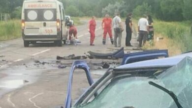 Photo of На Луганщині сталась ДТП за участю поліції та маршрутки