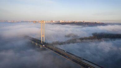 Photo of У Києві біля Південного моста дістали тіло чоловіка