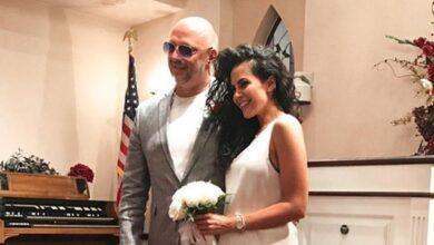 Photo of Це було весілля для нас двох: Каменських показала фото з Потапом з церемонії у Лас-Вегасі