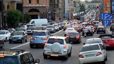 Photo of Тягнуться усі мости: Київ зупинився у 8-бальних заторах (КАРТА)