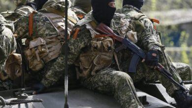 Photo of Ворог обстріляв позиції українських військ поблизу Шумів