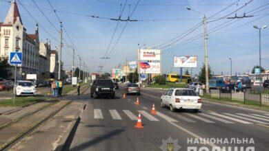 Photo of Водію Range Rover, який у Львові на «зебрі» збив пішохода, оголосили про підозру